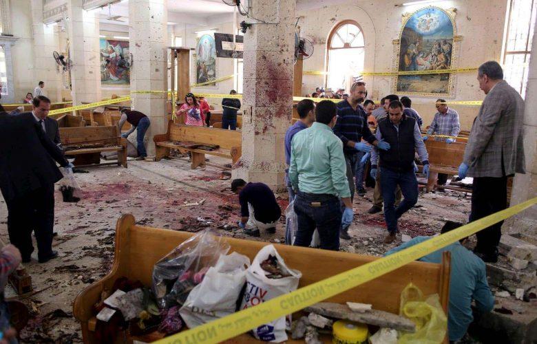 Attacco moschea Egitto
