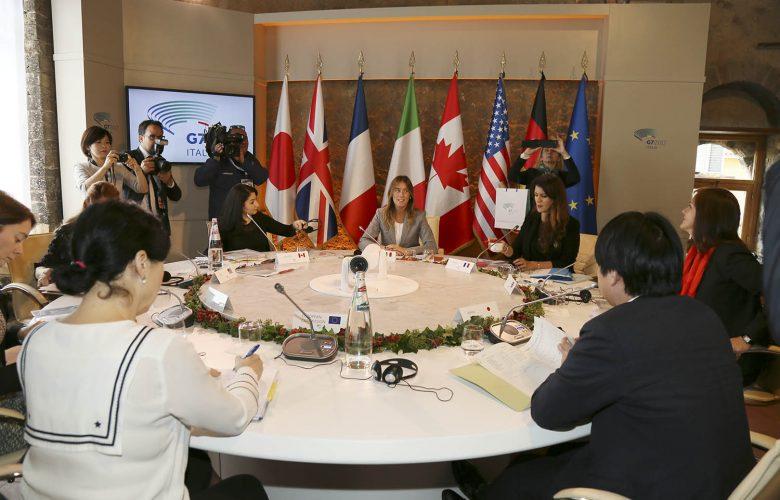 G7 Pari opportunità 2017 Taormina