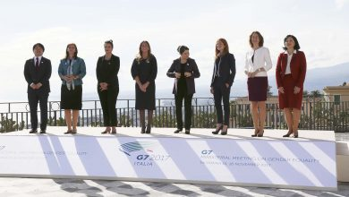 Photo of G7 pari opportunità: donne e politica
