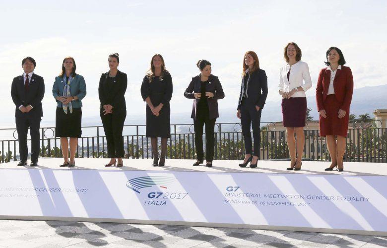 Gruppo G7 Pari opportunità