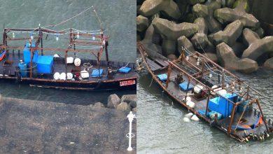 Photo of Giappone: ritrovata imbarcazione con 8 cadaveri sulle coste nord occidentali