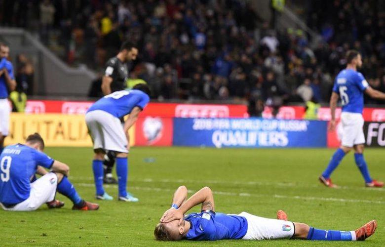 Italia-Svezia 0-0, azzurri fuori dai mondiali del 2018