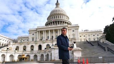 Luigi Di Maio a Washington