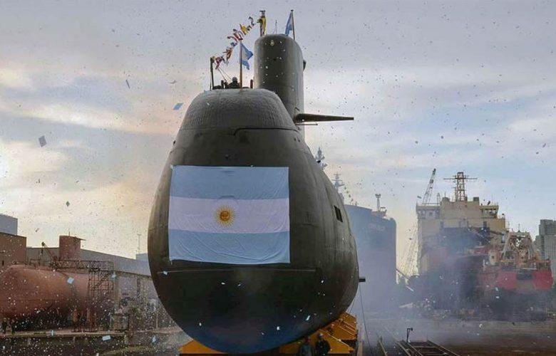 Il sottomarino Ara San Juan scomparso