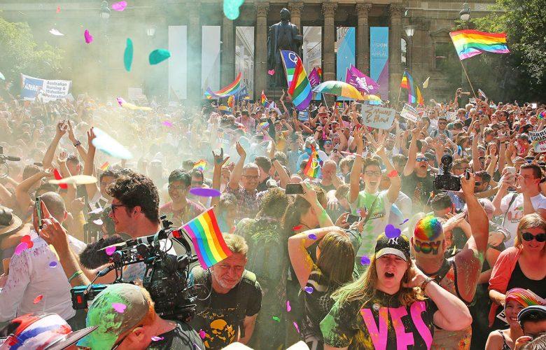 Australia legalizzati i matrimoni gay