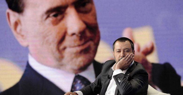 Berlusconi Salvini