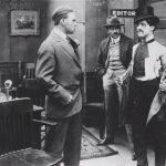 Charlot giornalista (1914), il debutto di Chaplin sullo schermo