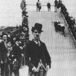 Charlot ingombrante (1914), secondo cortometraggio di Chaplin e primo in cui compare il personaggio di Charlot