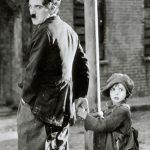 Il monello (1921), con Jackie Coogan, farsa e dramma