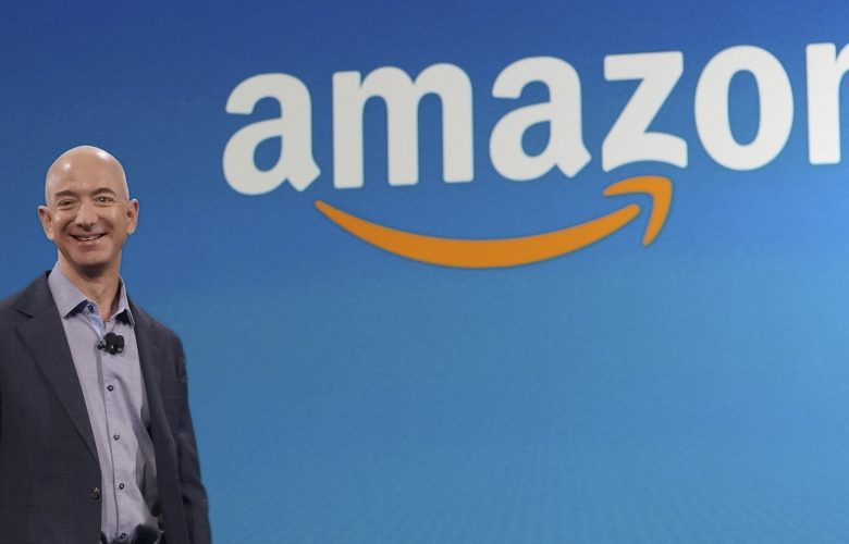 Jeff Bezos il fondatore di Amazon