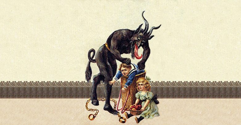 Photo of Natale e curiosità: Il Krampus