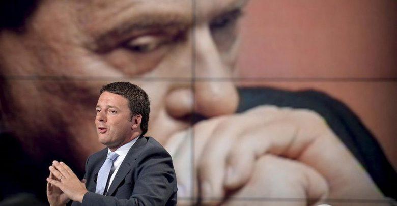Matteo Renzi Silvio Berlusconi