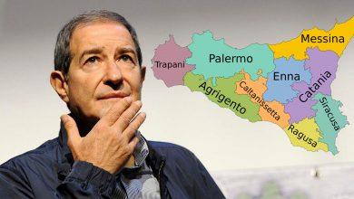 Nello Musumeci, presidente Regione Siciliana