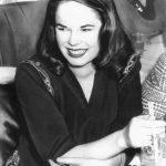 Oona O'Neill, 4ª moglie di Chaplin dal 1943 alla di lui morte