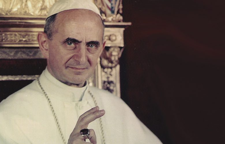 Giovanni Battista Enrico Antonio Maria Montini, Papa Paolo VI