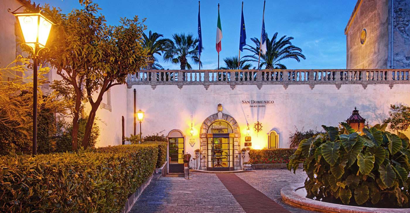 San Domenico Palace Hotel di Taormina