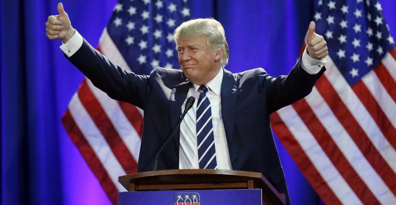 La presidenza Trump