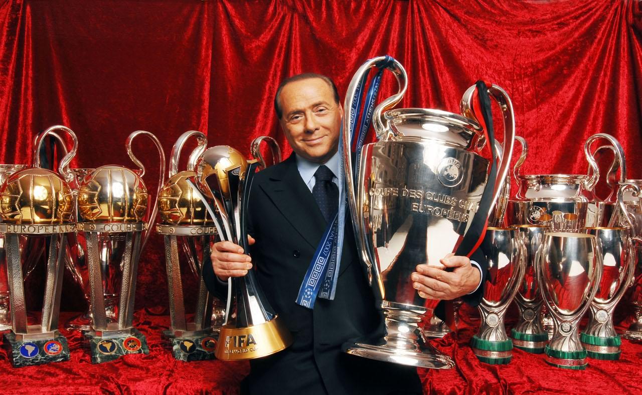 Il Milan di Berlusconi