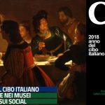 FIRENZE GALLERIE DEGLI UFFIZI GALLERIA DELLE STATUE E DELLE PITTURE Gherardo delle Notti CENA CON SPONSALI 1617