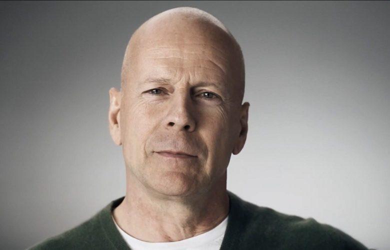 L'attore statunitense Bruce Willis