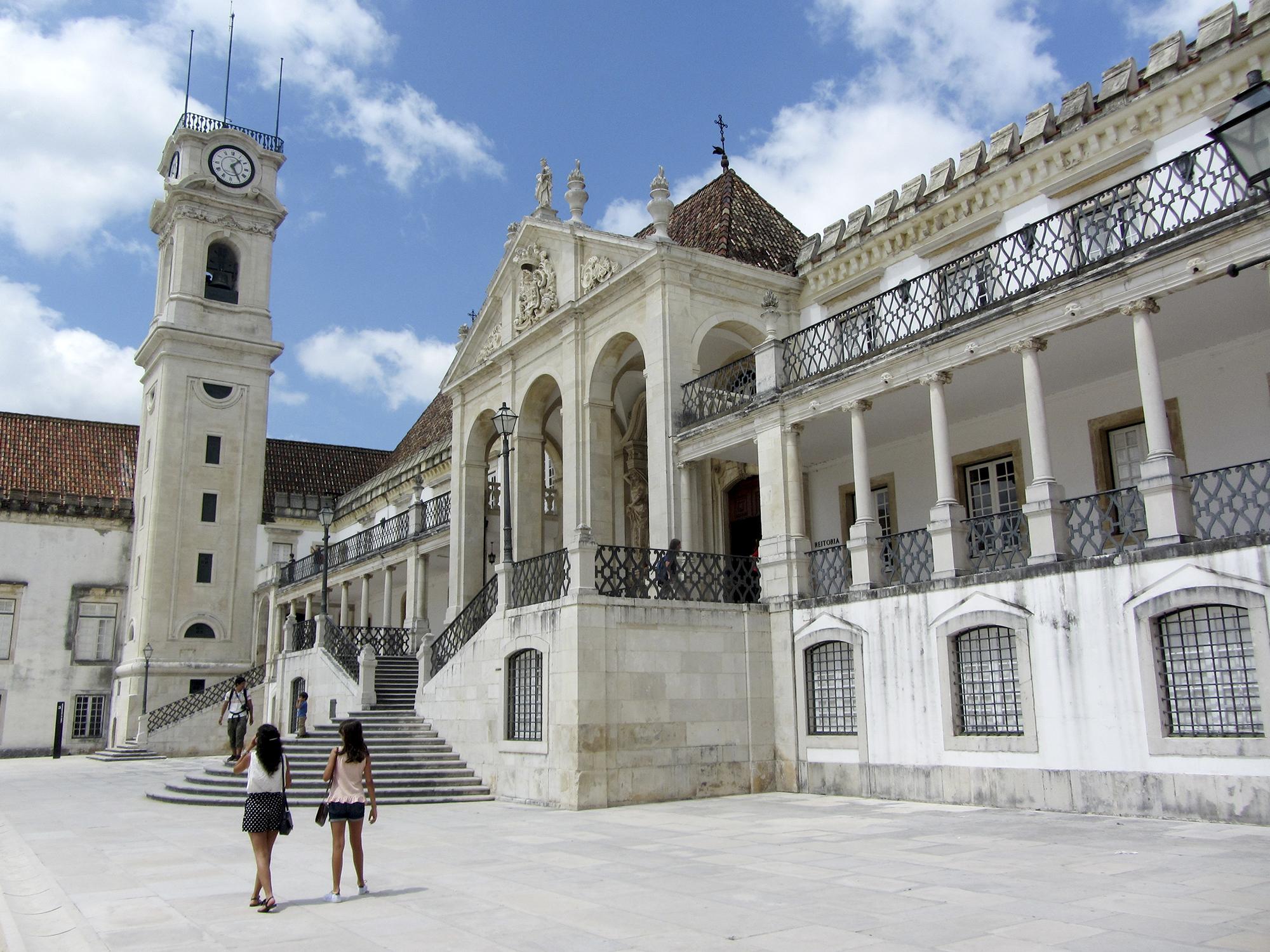 Università (Coimbra - Portogallo)