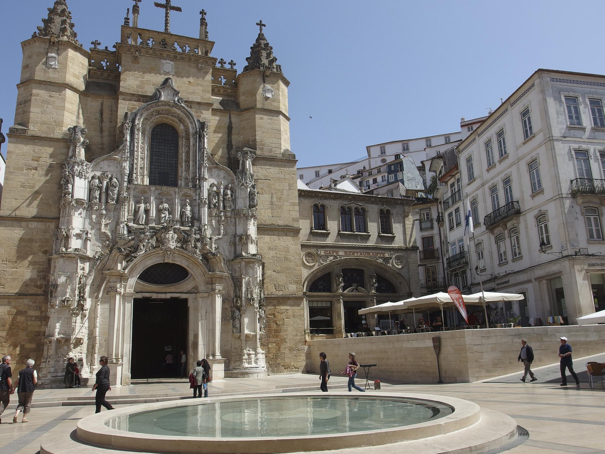 Chiesa di Santa Cruz (Coimbra - Portogallo)