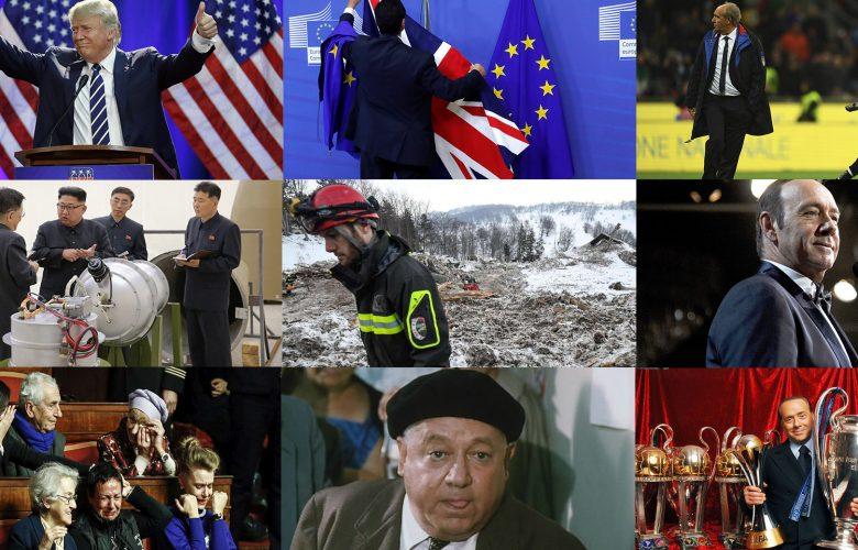 Le 10 cose che ricorderemo del 2017