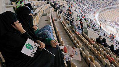 Prima volta delle donne allo stadio in Arabia Saudita