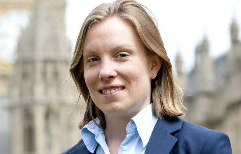 Tracey Crouch, membro del Parlamento britannico