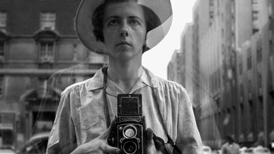 Vivian Maier - September 10th, 1955, New York City