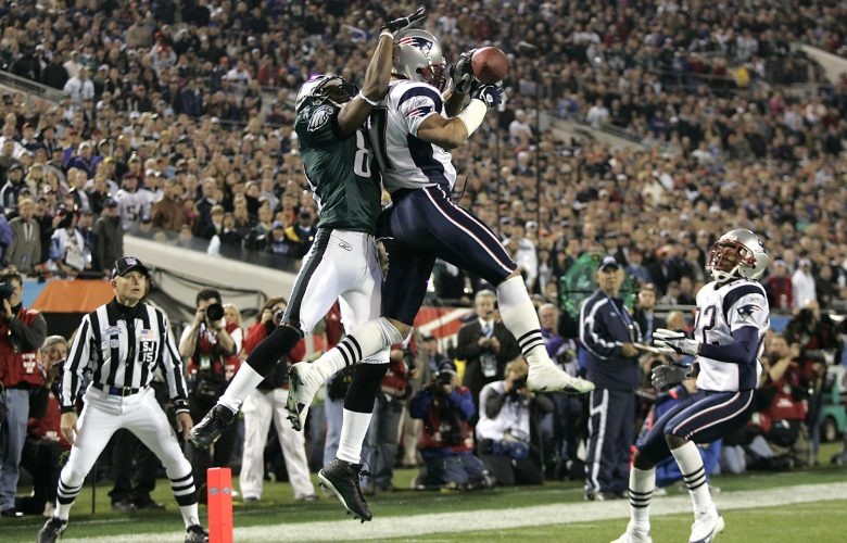 I New England Patriots contro Philadelphia Eagles (AP Photo/G. Newman Lowrance)