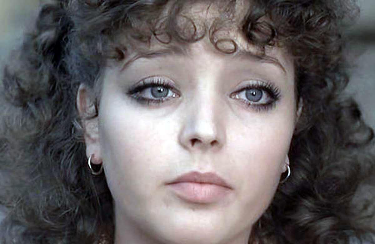 L'attrice russa Irina Sanpiter