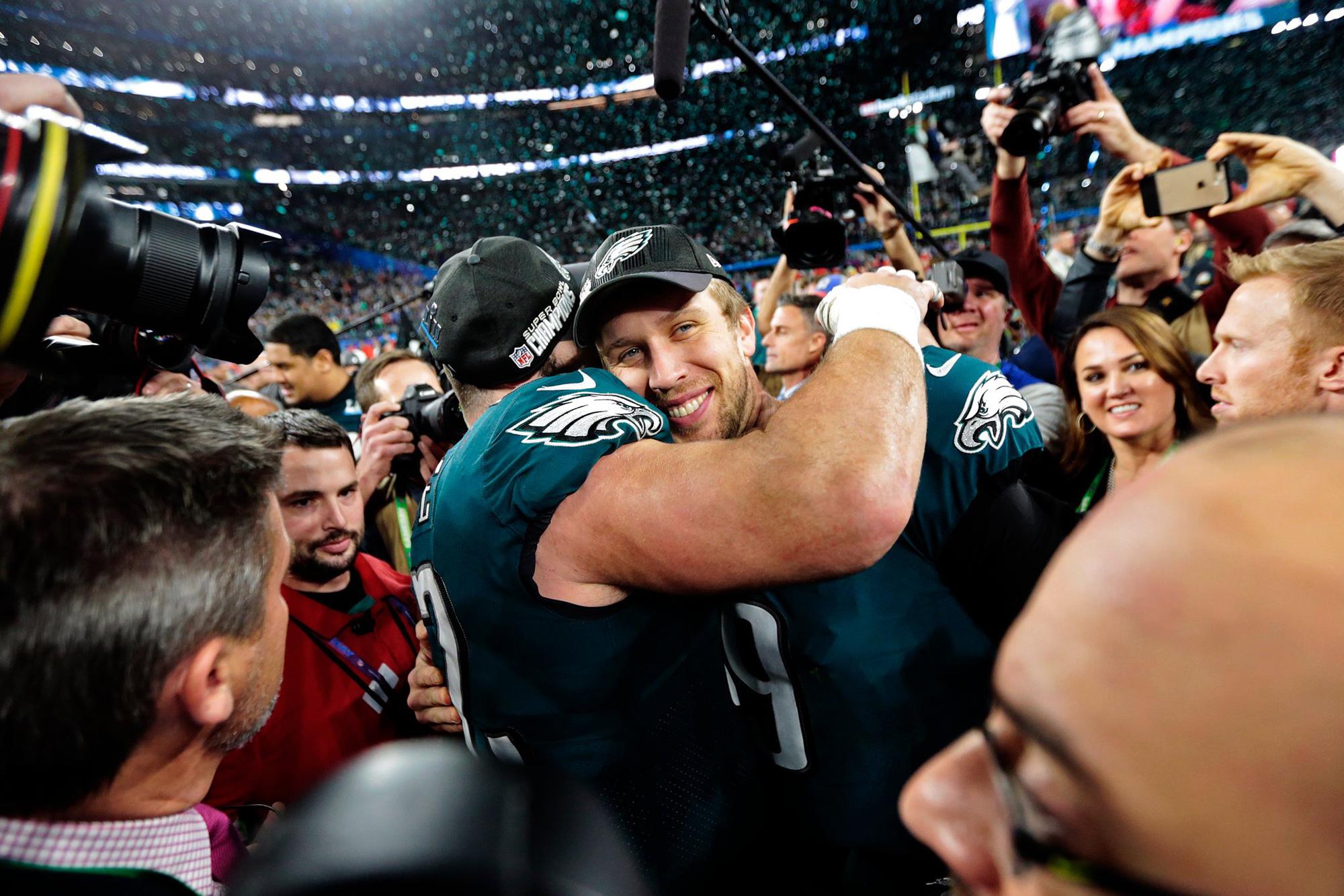 Philadelphia Eagles vincono il Super Bowl 2018