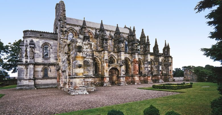 Photo of L'enigma esoterico di Rosslyn Chapel