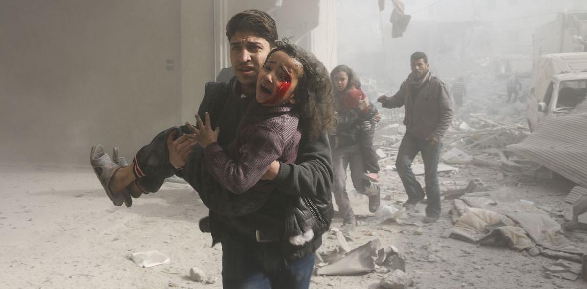 Conflitto siriano