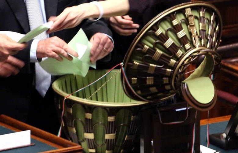 Elezioni presidenza Camera e Senato