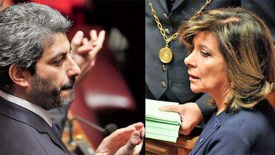 Photo of Fico e Casellati i nuovi presidenti di Camera e Senato