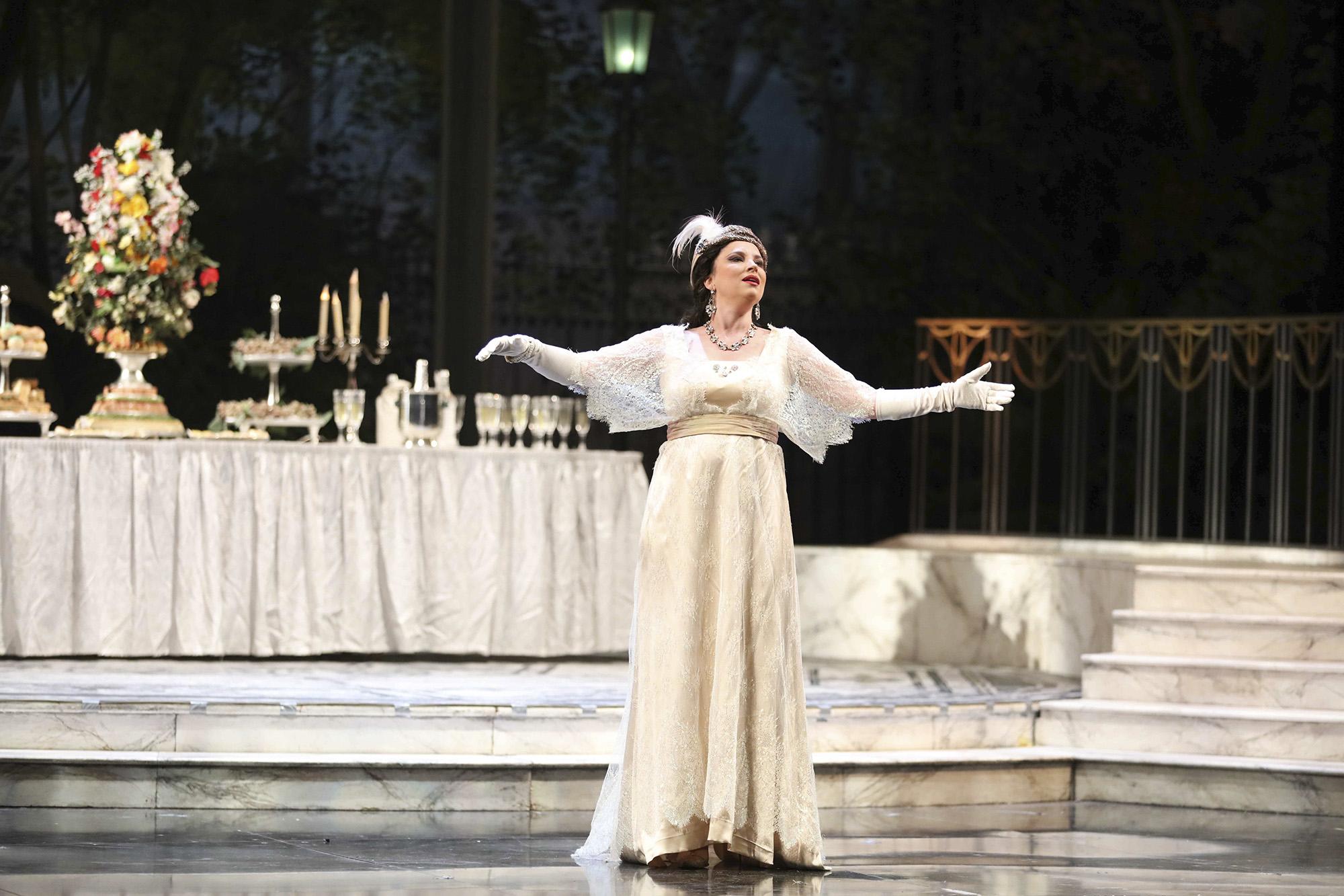 Il soprano Daniela Schillaci