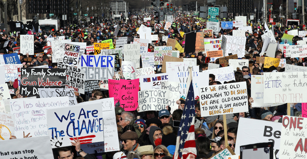 March for our lives - Washington