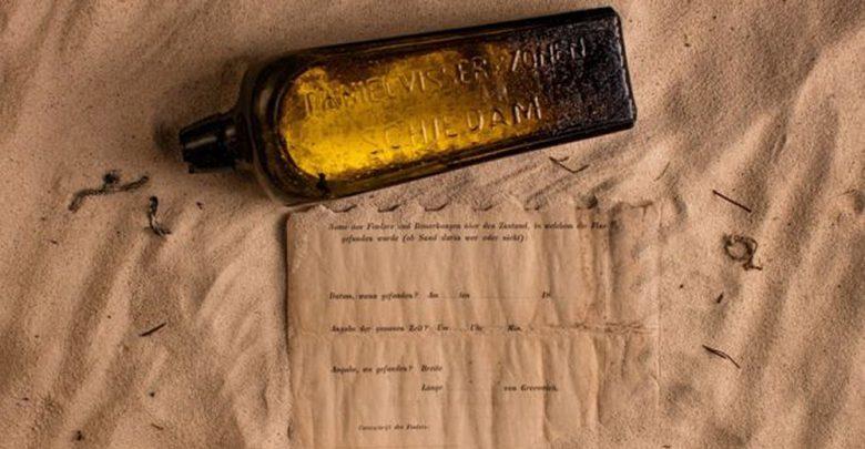 Photo of È tedesco il messaggio in bottiglia più antico del mondo
