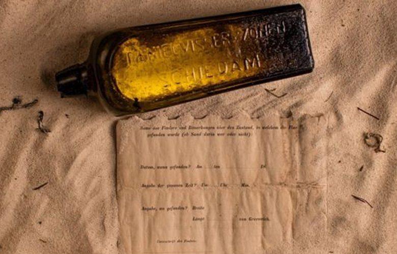 Messaggio in bottiglia più antico del mondo