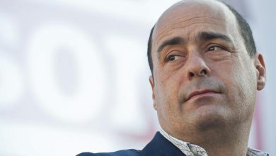 Nicola Zingaretti presidente della regione Lazio