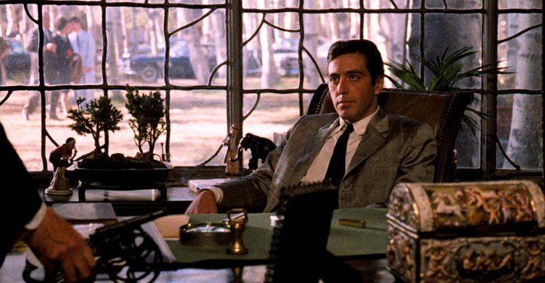 Una scena del film The Godfather Part II