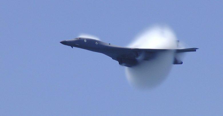 Aereo supersonico