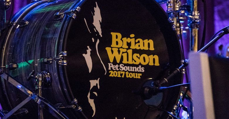 Brian Wilson Beach Boys Pet Sounds tour
