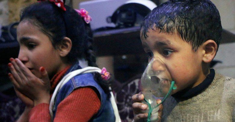 Siria attacco chimico