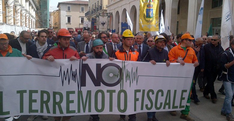 Photo of Terremoto del 2009, stangata fiscale agli imprenditori dell'Aquila