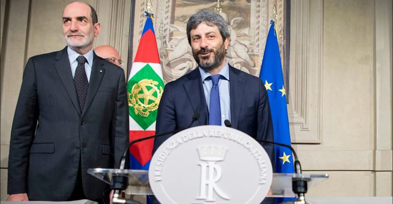 Photo of Governo, mandato esplorativo a Fico per un'intesa M5s-Pd