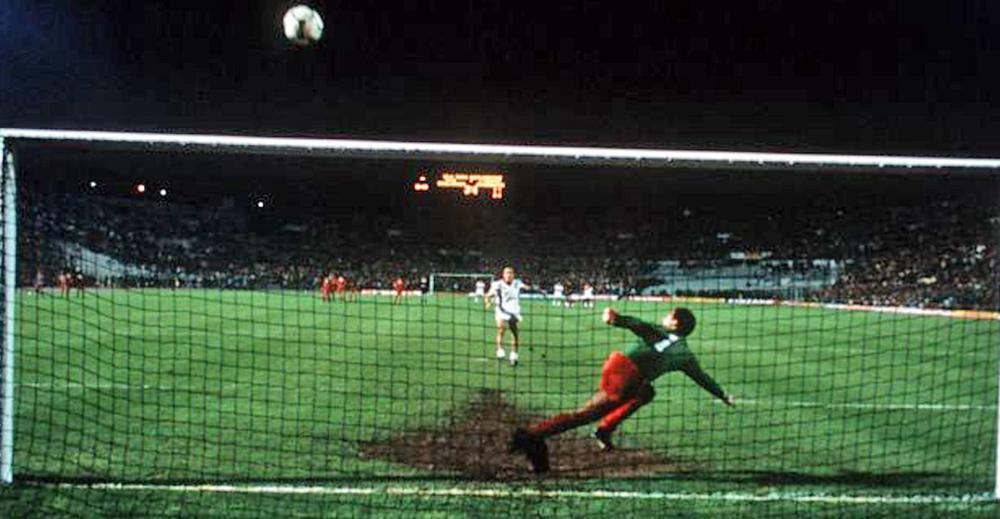 Roma Liverpool finale coppa dei campioni 1984