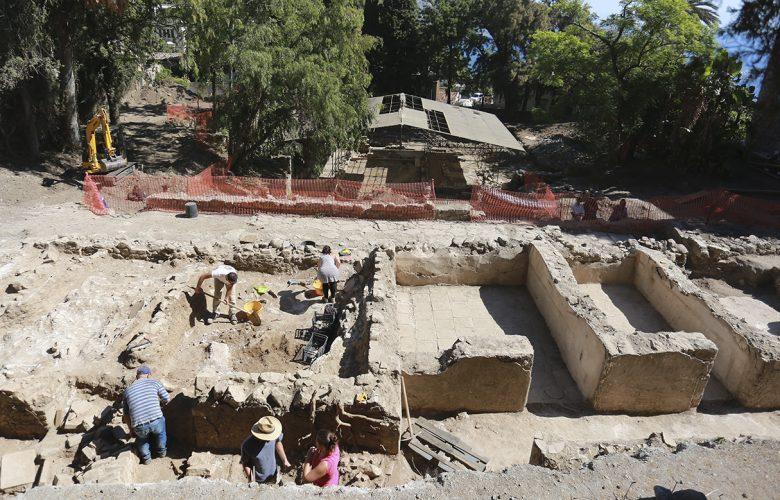 Gli scavi archeologici alla Domus San Pancrazio di Taormina
